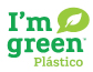 I'm Green Plástico